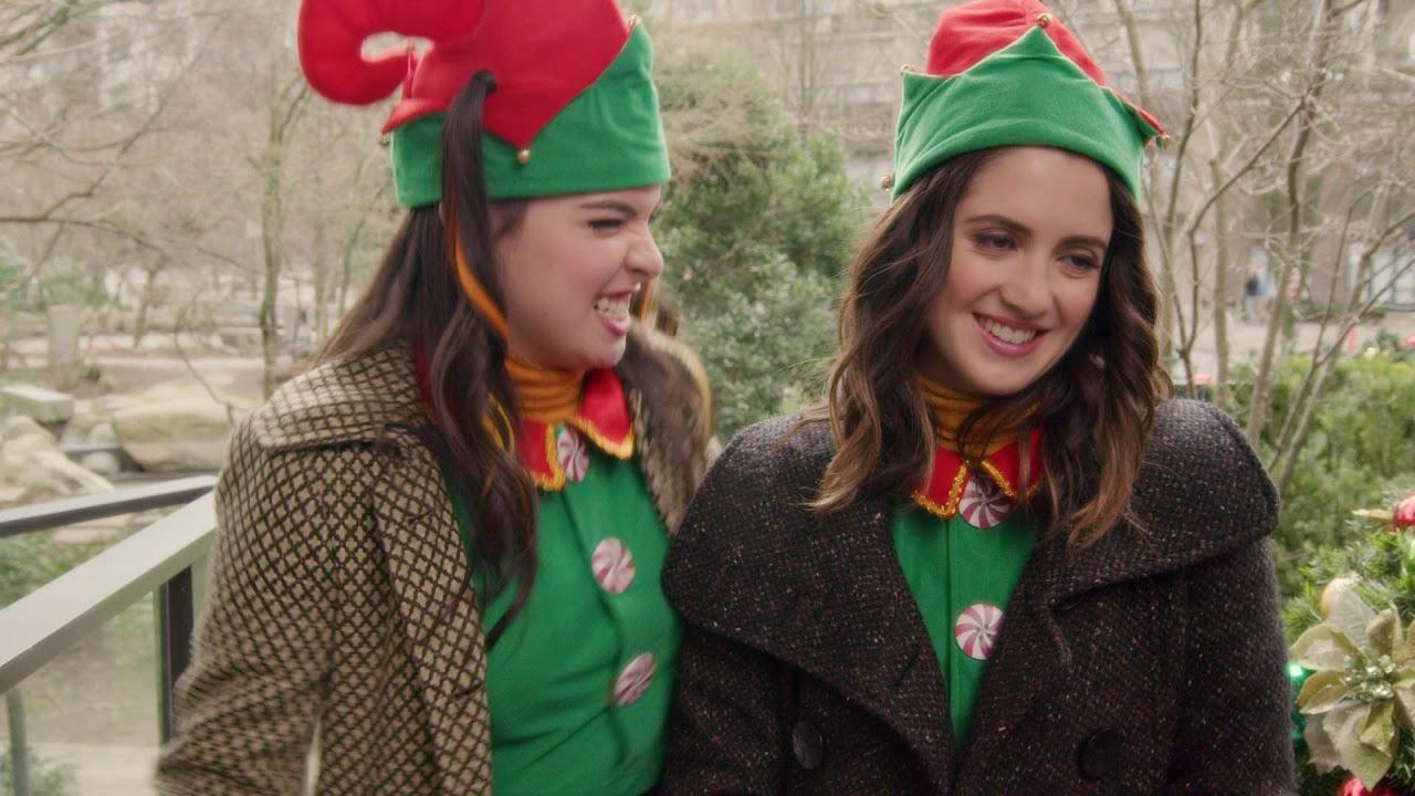 Una cenicienta moderna: un deseo de Navidad - Trailer