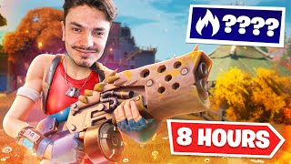 How Many ARENA POINTS Can I Get In 8 HOURS? (Fortnite Battle Royale)