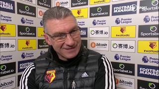 """Watford are healing wounds with victories"" Nigel Pearson on 2-1 win over Wolves"
