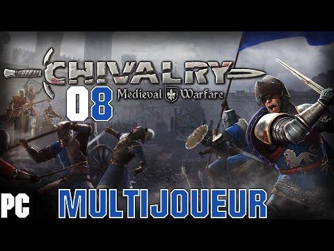 Chivalry Medieval Warfare   Multijoueur   FR   08   La raclé du siecle (Parradox59)
