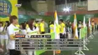 Jiyeon with leading boys (cuts)