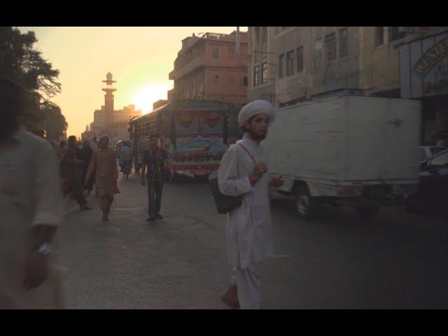 Paquistão - Cidade do Medo