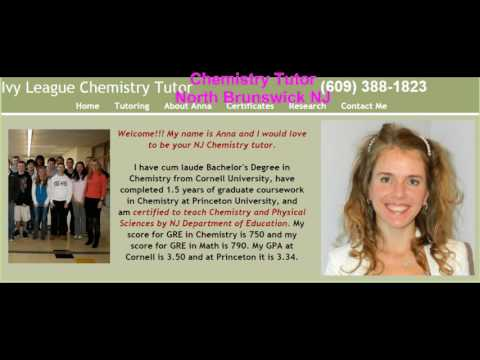 AP Chemistry, Honors Chemistry and Physics Tutor in North Brunswick NJ