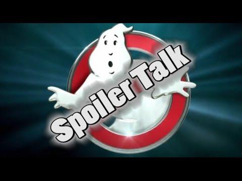 Ghostbusters 2016 Spoiler Talk