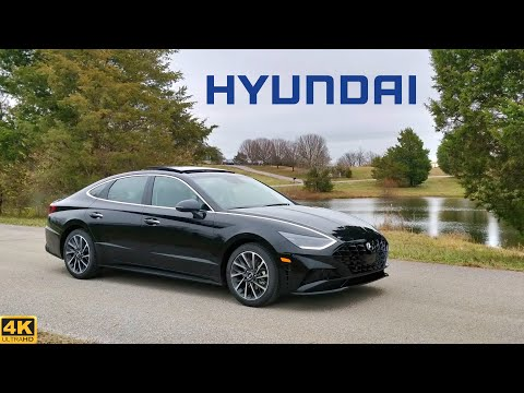 2020 Hyundai Sonata // Will THIS End Camry and Accord's Domination??