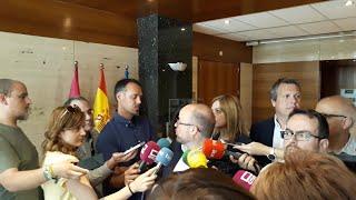 Cs da explicaciones de su pacto con PSOE para gobernar en Albacete, Ciudad Real y Guadalajara