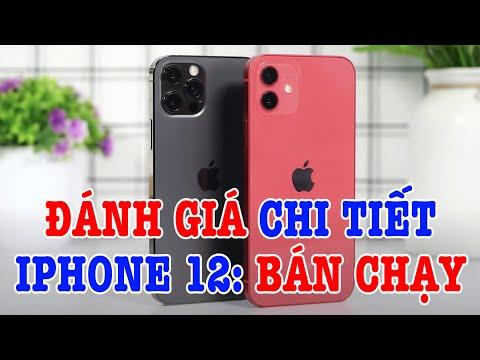 Đánh giá chi tiết iPhone 12 sau vài ngày sử dụng : KHEN CHÊ RÕ RÀNG