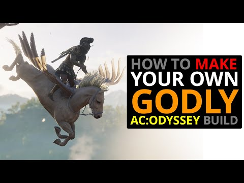 How To Make Your Own GODLY AC Odyssey Build!