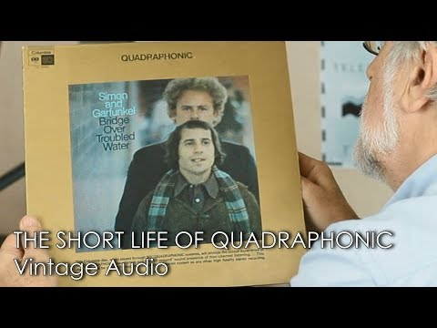 Quadraphonic LP - the birth, short life, and death of quad vinyl Mp3