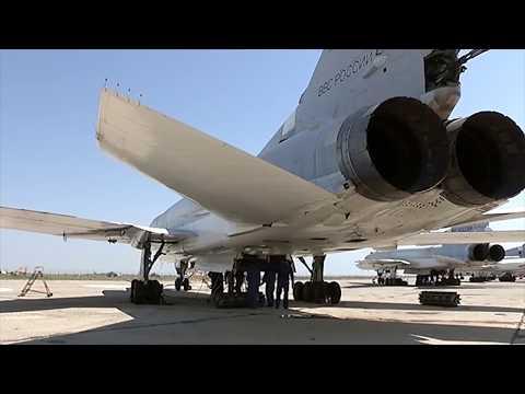 Ту-22М3 в Сирии