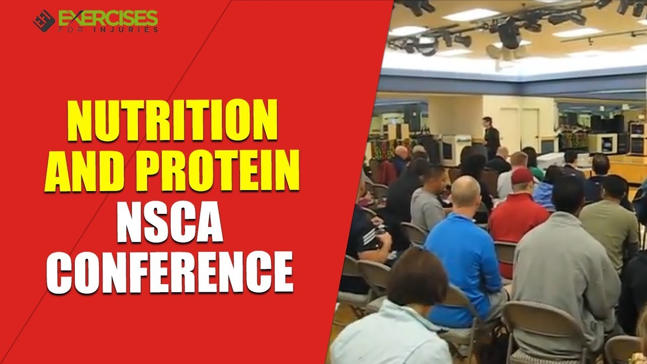 NSCA Washington State Fall Clinic Review - Exercises For