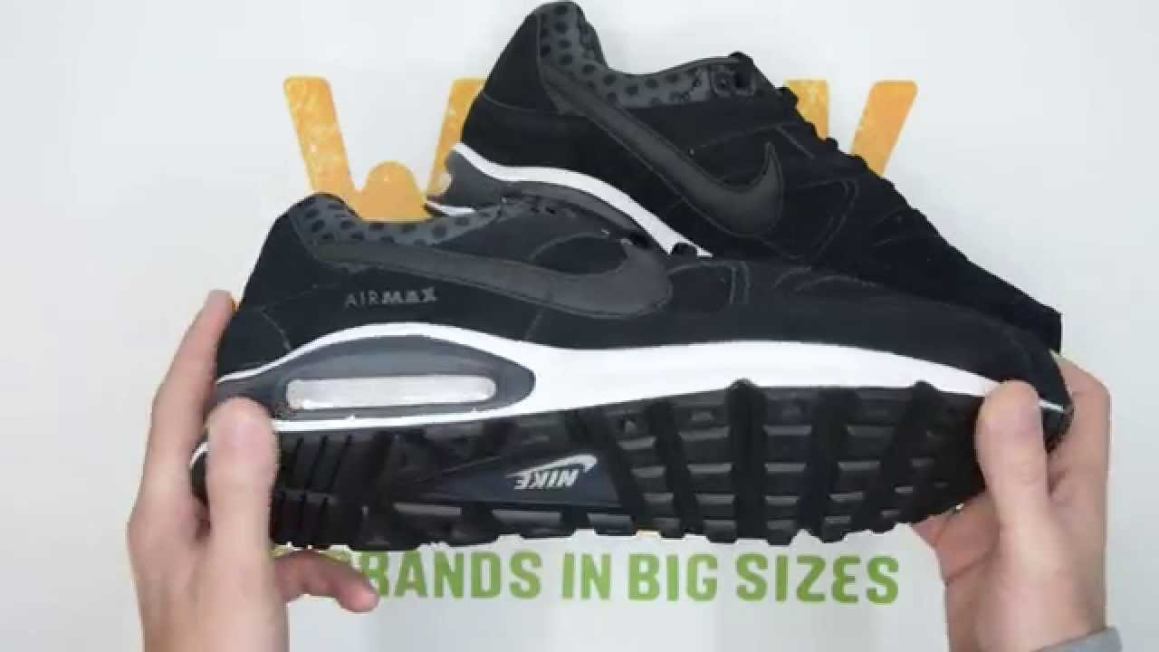 Nike Air Max Command PRM Black White Walktall | Unboxing | Hands on