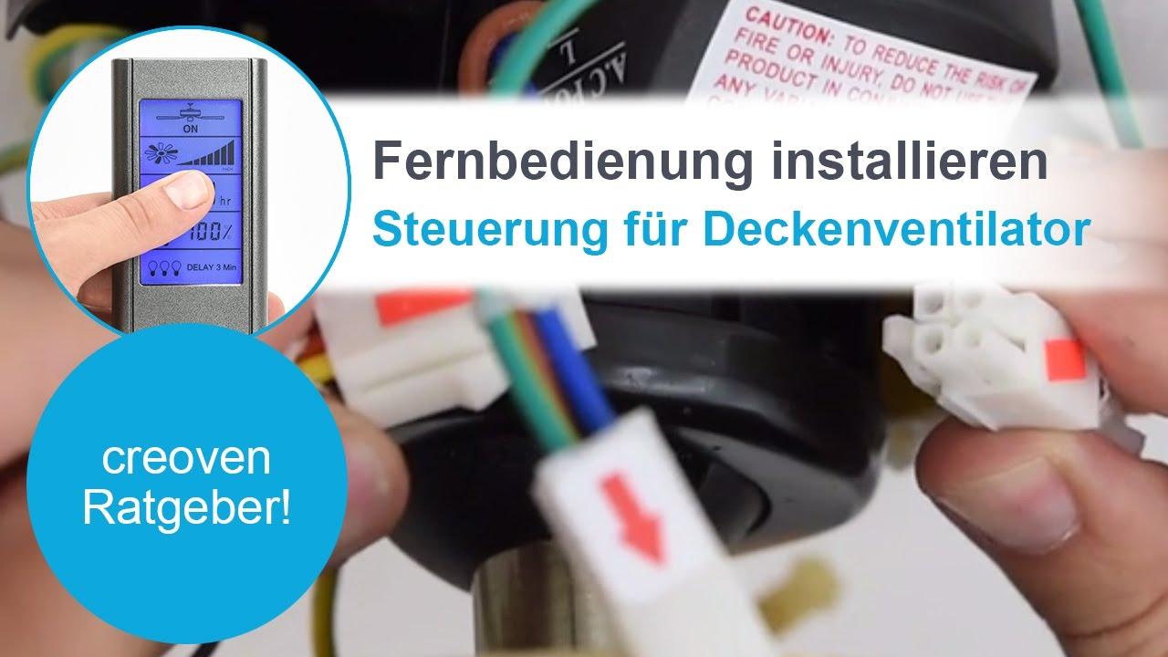Nett Deckenventilator Mit Remote Schaltplan Bilder - Der Schaltplan ...