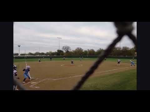 Sammy Petkus Home Run #1