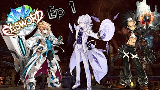 Elsword Lets Play Ep 1: Farming