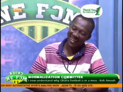 Normalization Committee - Agoro Ne Fom on Adom TV (2-3-19)