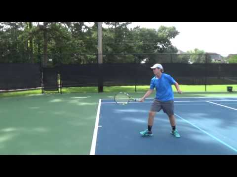 Simon Morris Class of 2016 Tennis Recruitment Video