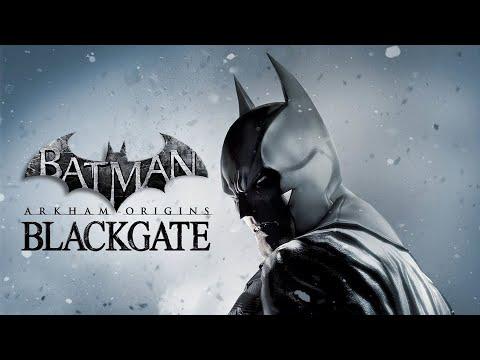 Batman: Arkham Origins Blackgate - ЧЕРНАЯ МАСКА #7