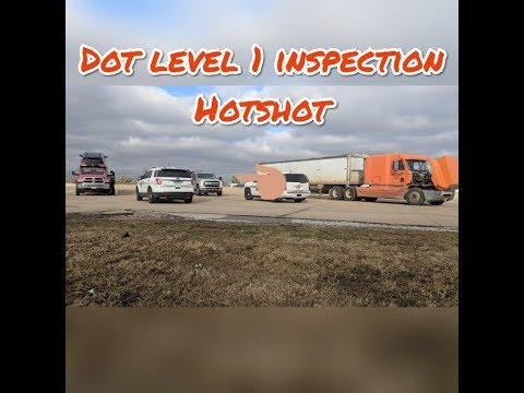 Level 1 Dot Inspection Hotshot