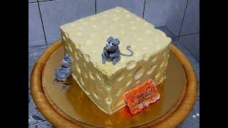 УКРАШЕНИЕ ТОРТОВ торт МЫШИНАЯ РАДОСТЬ от SWEET BEAUTY СЛАДКАЯ КРАСОТА