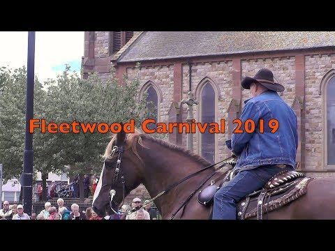 Your Fylde Tv - Fleetwood Carnival 2019