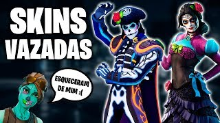 Fortnite-NEW LEAKED SKINS, ¿Dónde está el GHOUL TROOPER?