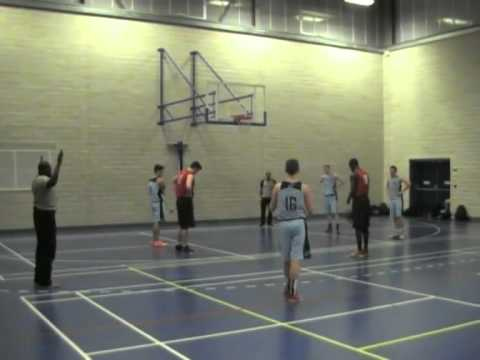 Birmingham Met College vs Tyne Met College - EABL Week 15  14.01.2015