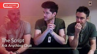 The Script Interactive Chat w/ Romeo Saturday Night Online  - AskAnythingChat