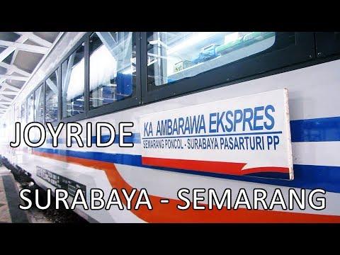 [MY TRAVEL JOURNAL]#1 - Menuju Semarang dengan AMBARAWA EKSPRES