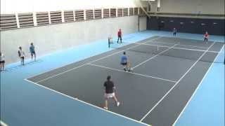 Cardio Tennis - Games - Budge