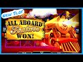NEW SLOT 🎰 ALL ABOARD Dynamite Dash! Free Games & All Aboard Feature