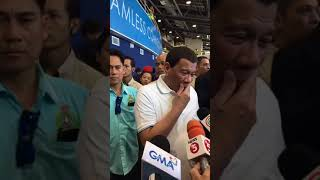 President Duterte and Malaysian Prime Minister Mahathir Mohammad on Pacquiao victory vs Matthysse