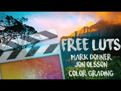 COLOR GRADE LIKE JON OLSSON, MARK DOHNER & SAM KOLDER (orange & teal ...