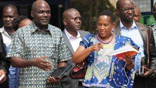 IEBC declines to extend nomination time