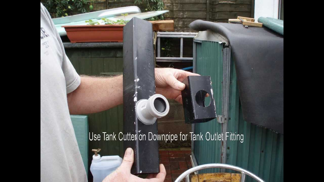 Rainwater Harvesting Water Collection System Mains