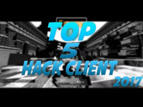 TOP 5 MEJORES HACK CLIENT PVP MINECRAFT 2019