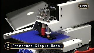 Top 10 Personal 3D Printers 2014
