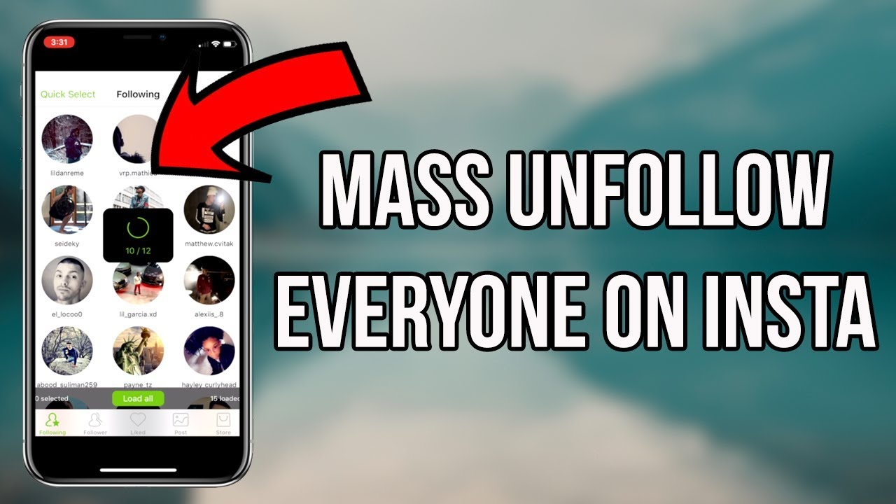 How To Unfollow Everyone On Instagram At Once 2019 | Mass Unfollow Everyone  App For Instagram