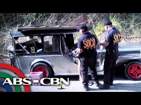 Soco: Massacre of five individuals in Batangas