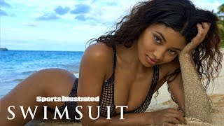 Danielle Herrington Gets Ready For Her Debut In Fiji | Sports Illustrated Swimsuit