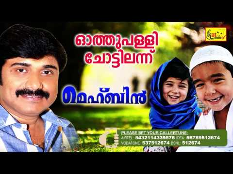 Hit Song Of Afsal | ഓത്തുപള്ളി ചോട്ടിൽ  | MEHBIN | Super Hit Mappila Album | Afsal