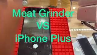 iPhone 6 Plus cracked screen repair -$5 off your repair when you mention YouTube video