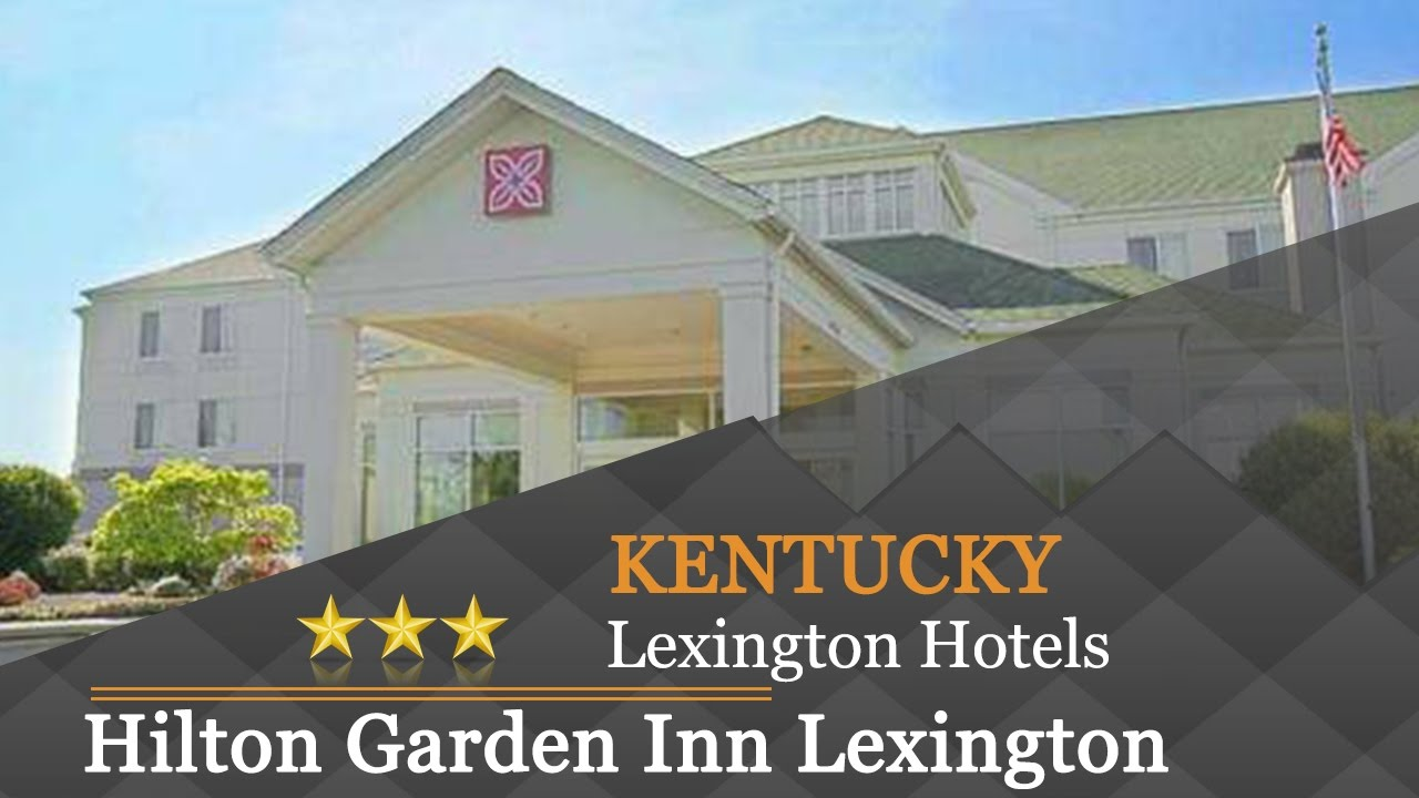 hilton garden inn lexington lexington hotels kentucky - Hilton Garden Inn Lexington Ky