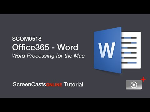 Preview - Office 365 - Word 2016