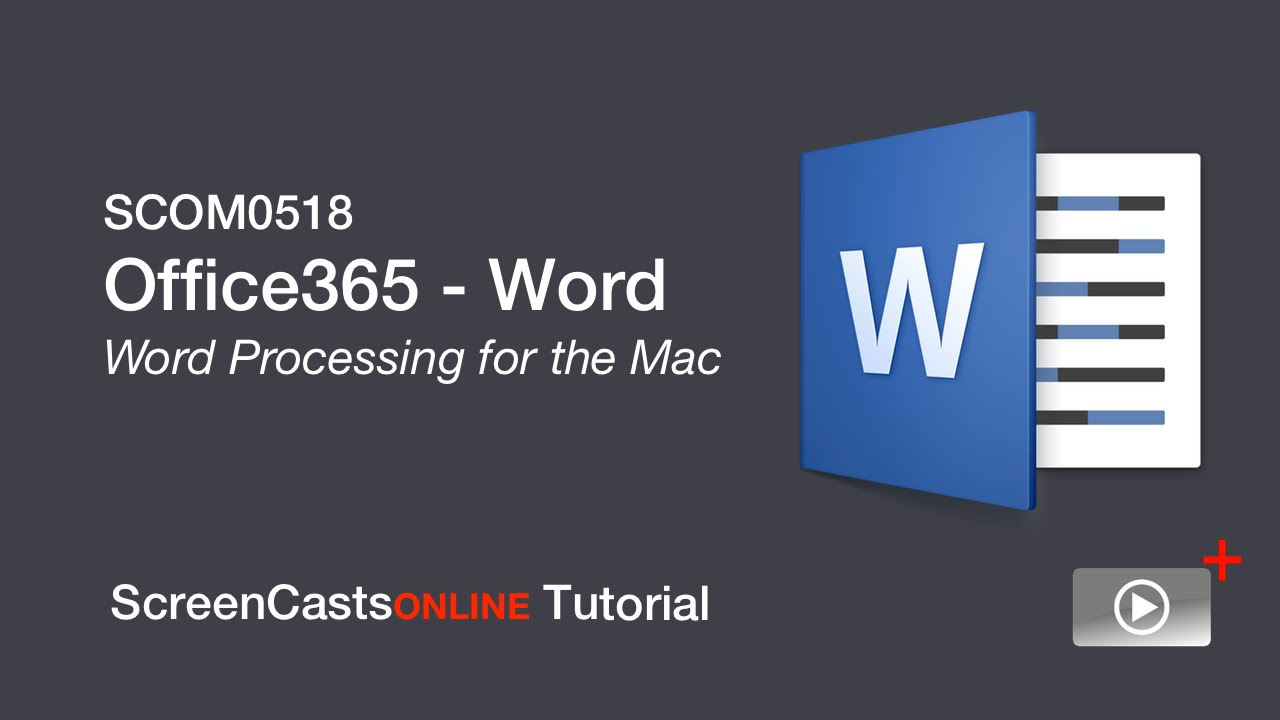 office 365 tutorial for mac