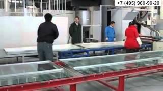 Линия по производству столешниц, Оборудование из Китая, станки из Китая(, 2013-11-13T04:16:09.000Z)