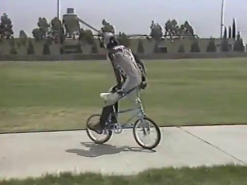 Motovision Presents: BMX Plus! 101 Freestyle Tricks (1987 Betamax Rip)