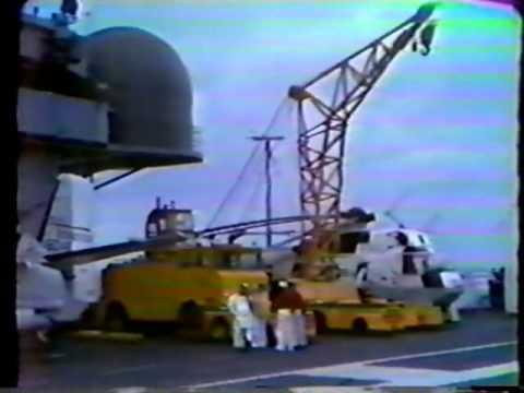 Skylab 2 Part 10 News Coverage of Splashdown