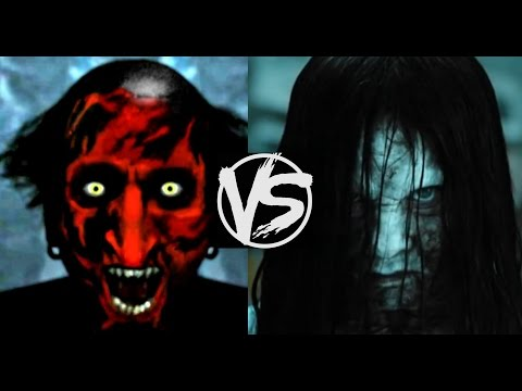 Insidious Demon VS The Ring Girl...Who's The Scariest? An Insidious Versus The Ring Scary Battle!