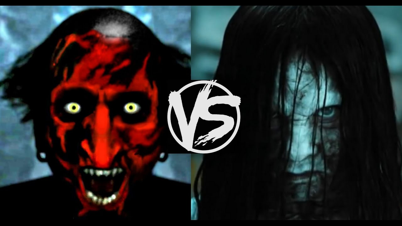 Insidious Demon VS The Ring Girl...Who's The Scariest? An ...